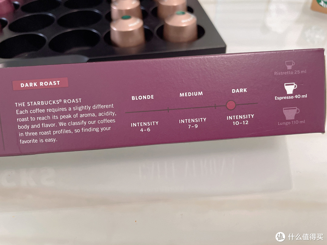 给nespresso胶囊咖啡机装备新弹药—星巴克特选综合+佛罗娜咖啡胶囊体验