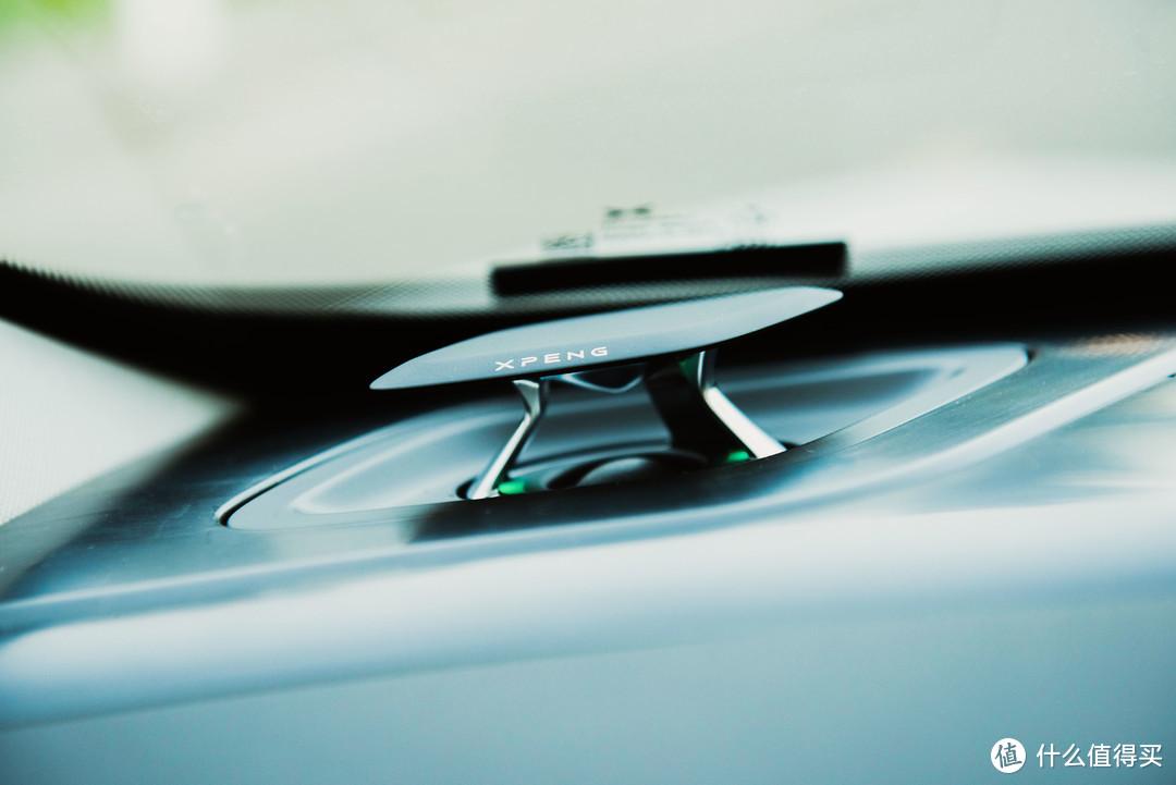"""全球首选量产雷达的小鹏P5-试驾后我表示""""双人床""""模式有点强"""