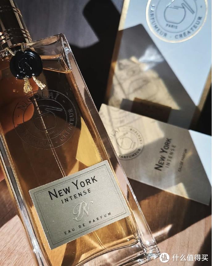 尼古莱 热情纽约(纽约极致) 让人眼前一亮的高分中性香水