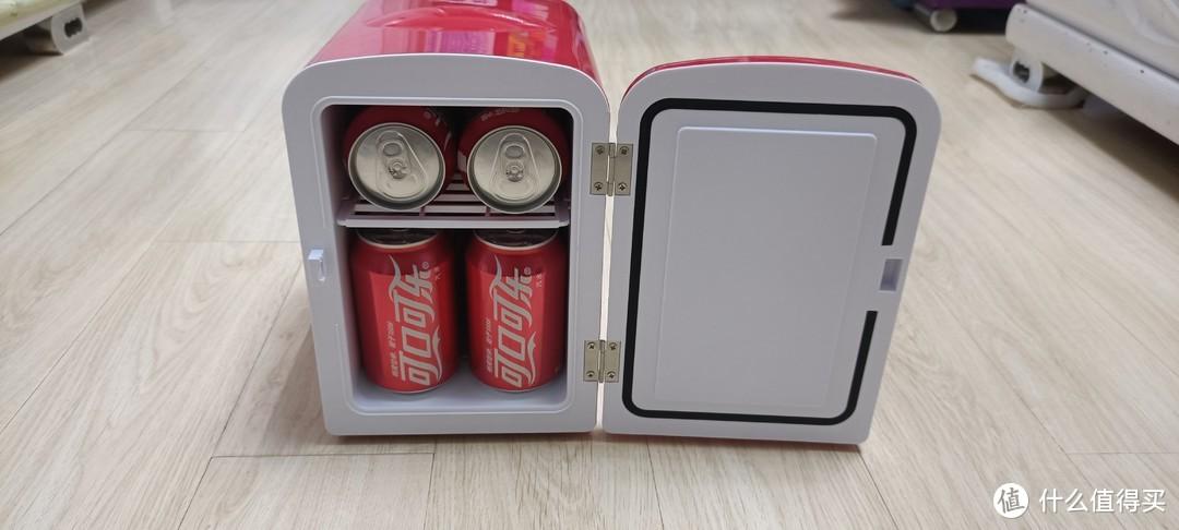 冷暖自有一套,可口可乐迷你冷暖箱