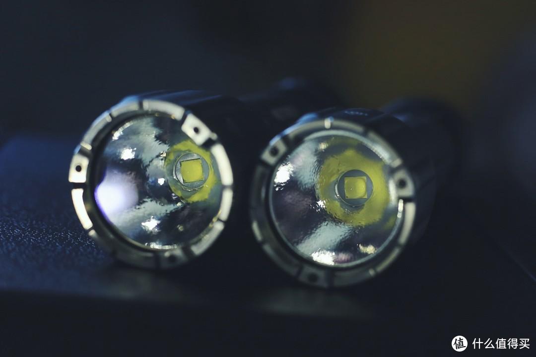 记一次成功的升级——纳丽德TA41高性能战术手电