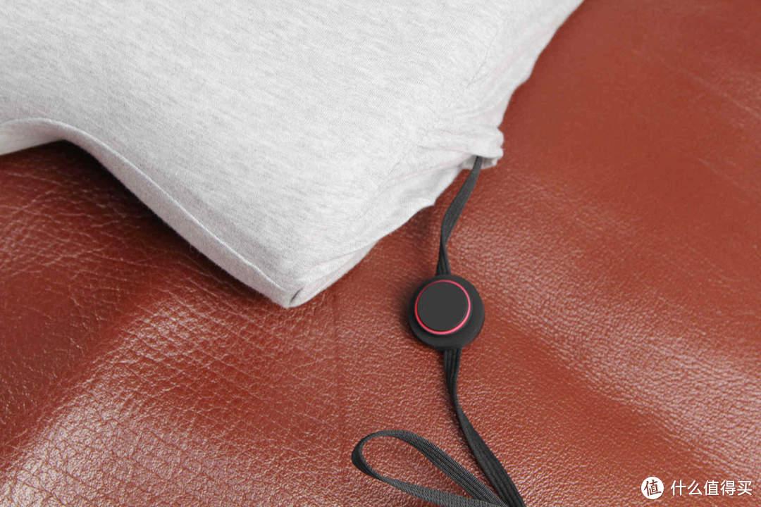 分享一款不将就的枕头——8H 小欢喜石墨烯热敷仿真按摩助眠枕