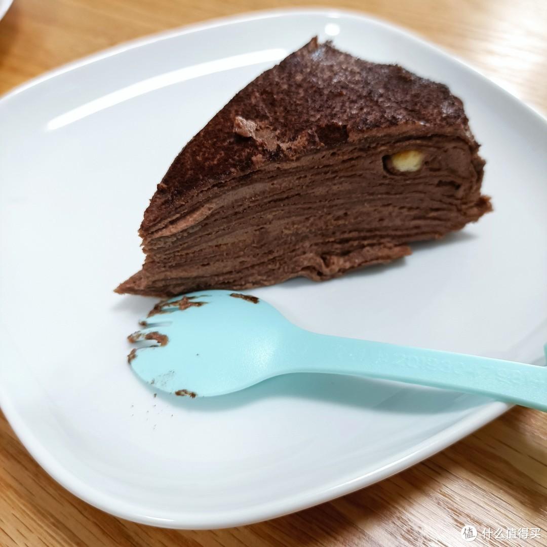 好吃不贵,健康美味——自制巧克力千层 ,你也来尝尝?