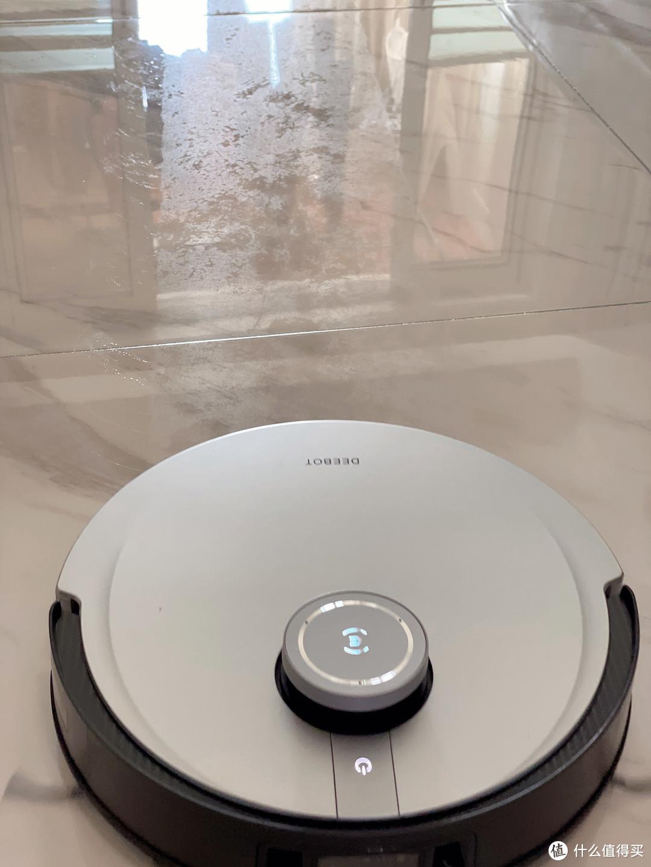 科沃斯DEEBOT X1 OMNI扫拖一体机器人