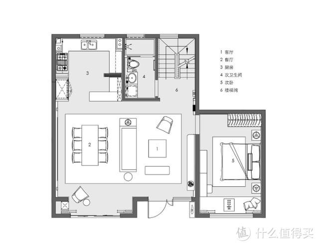 河南小夫妻的318㎡别墅火了,入户诗意新中式,藏不住的高级感