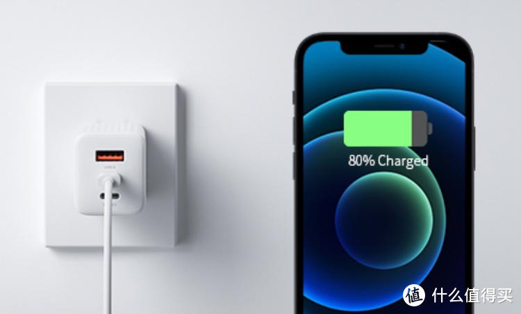 iPhone13系列的好搭档 奥睿科65W氮化镓充电器上手体验