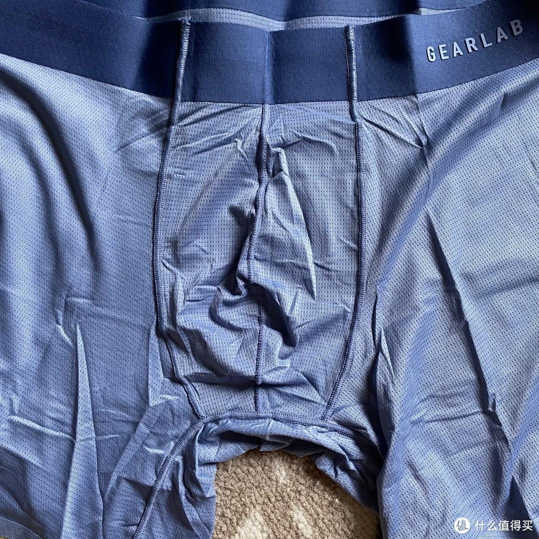 平衡透气的gearlab燃烧装备底气内裤