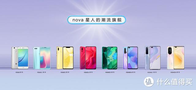 承载1.9亿用户期待:鸿蒙影像旗舰华为nova9系列归来
