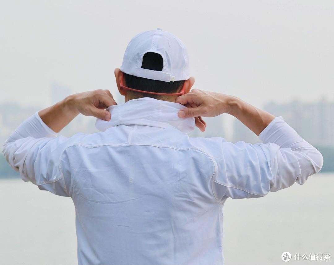 隐藏式风帽