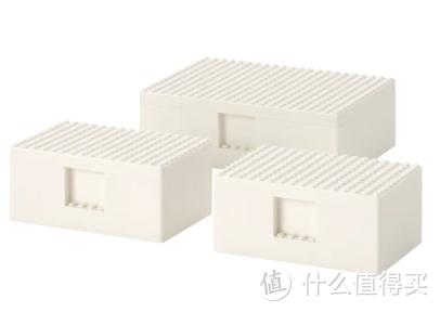 一共三套,大中小,小套里面有两个盒子实际一共四件