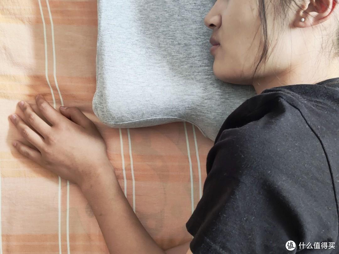 给枕头充充电!全新8H小欢喜石墨烯热敷按摩枕评测