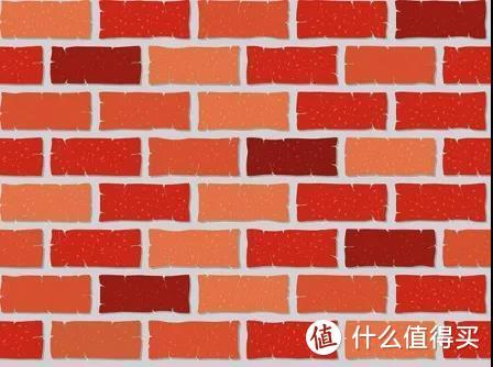 表皮屏障的砖墙结构