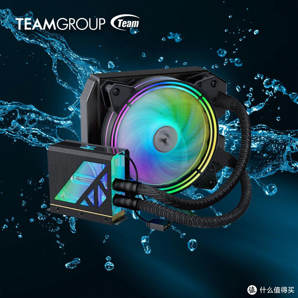 十铨一口气发布六款新品,有DDR5内存、全球首款水冷M.2和高速移动硬盘