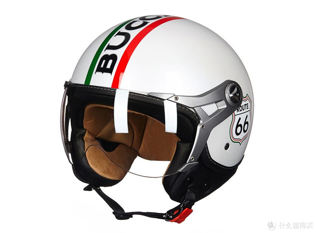 3/4盔 这款国标认证级别是A类半盔