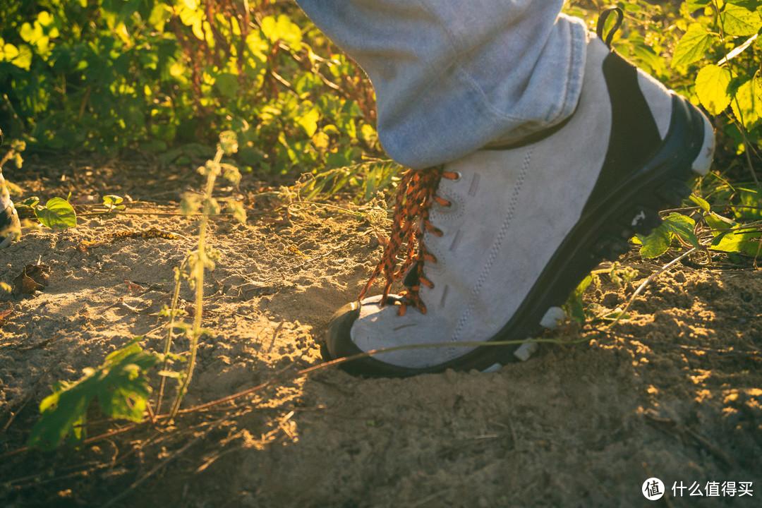 轻装户外运动鞋,斯立德大地系列S204深度体验