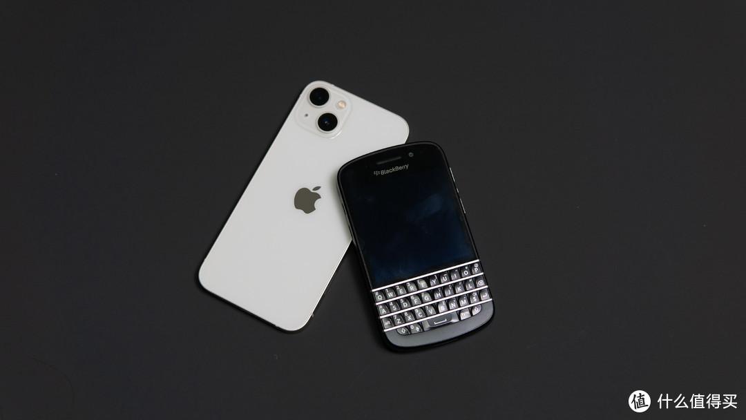 首日用黑莓领取 iPhone13 及开箱