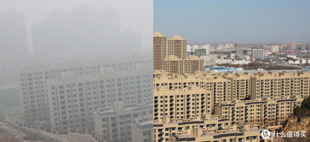 疫情+雾霾+烟民,为了家人健康,我终于对空气净化器下手了