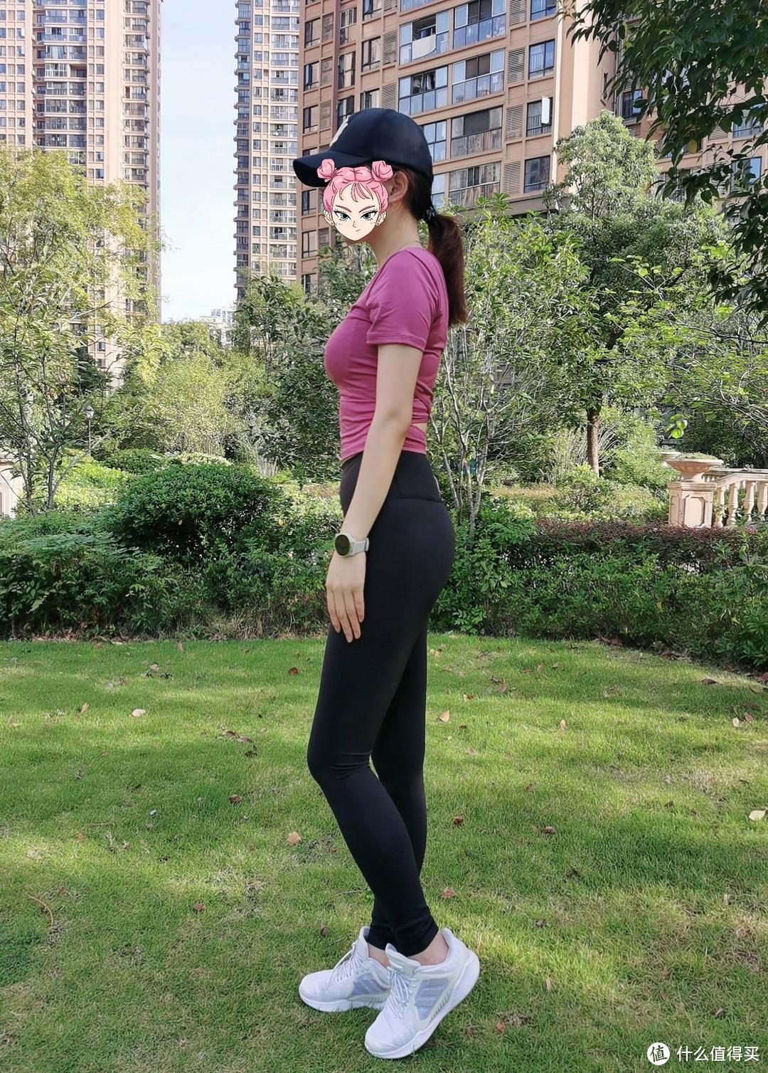 5款秋季健身瑜伽服真人晒单,多图预警!跟着小姐姐换新衣啦~