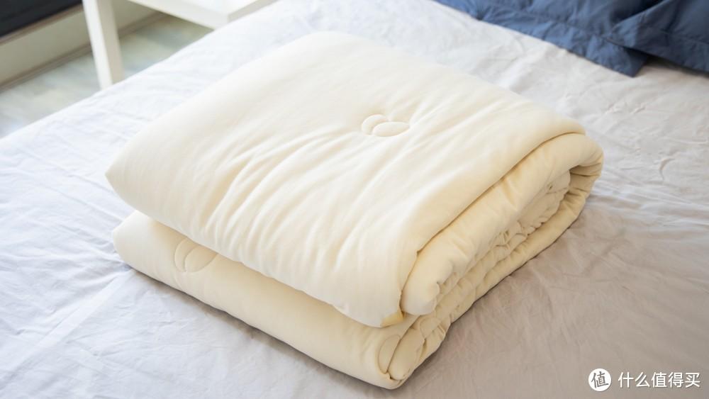 小米有品又出新品!每晚深睡蚕丝大豆双蛋白元气被,冬季睡眠必备