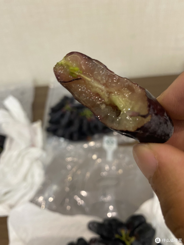 网红蓝宝石葡萄是否好吃?从拼多多天猫京东叮咚多多买菜等多家平台下单,到底哪家靠谱?