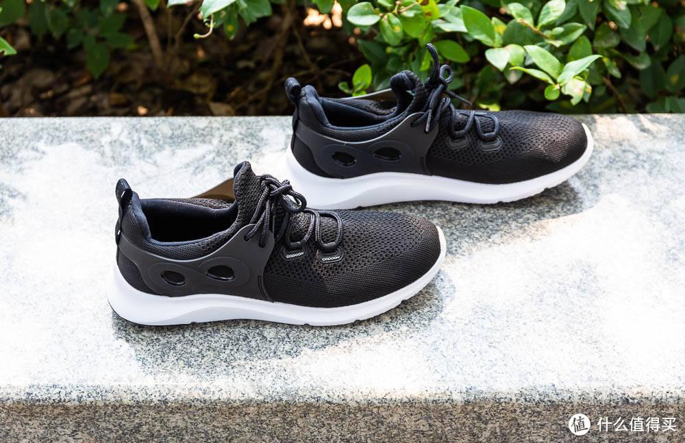 舒适的健身跑鞋之咕咚智能跑鞋5K 2.0版轻体验