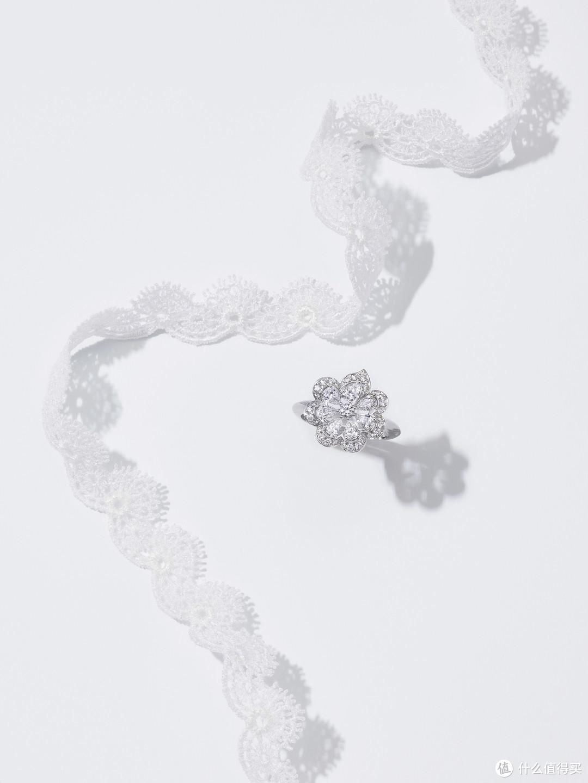 Precious Lace系列戒指