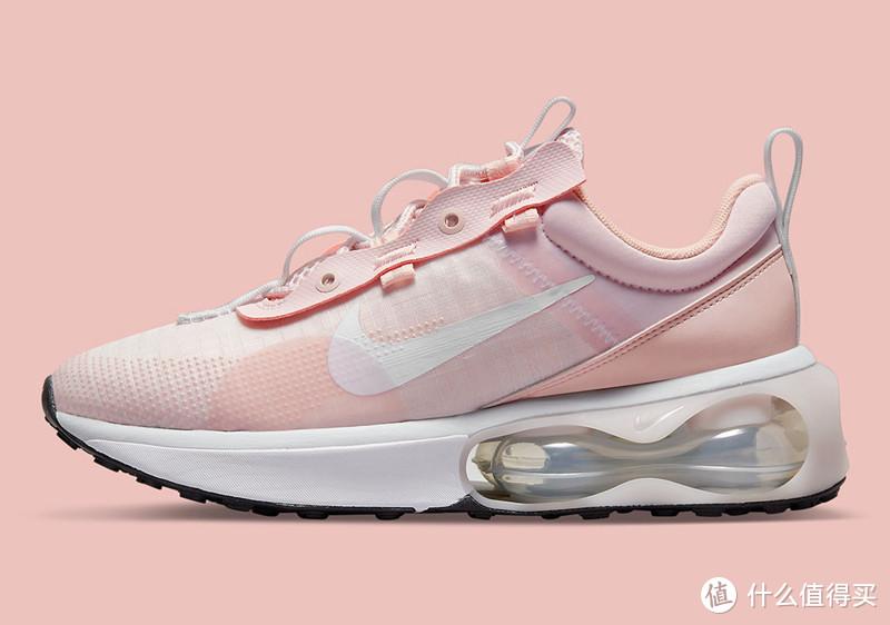 Nike Air Max 2021 再出新配色,猛男专属!