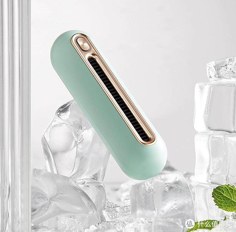 冰箱异味终结者!EraClean推出冰箱除味杀菌器:除味杀菌保鲜、智能语音控制
