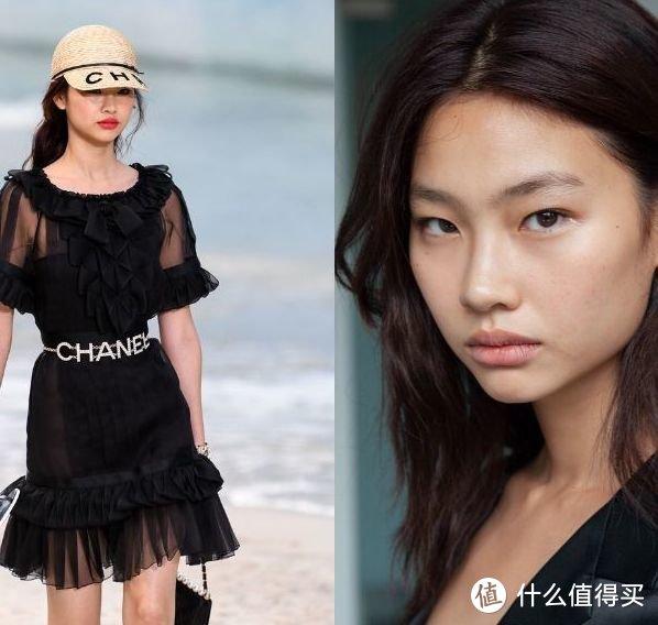 《鱿鱼游戏》女主郑浩妍一夜成名?快来跟着长腿超模学穿搭!