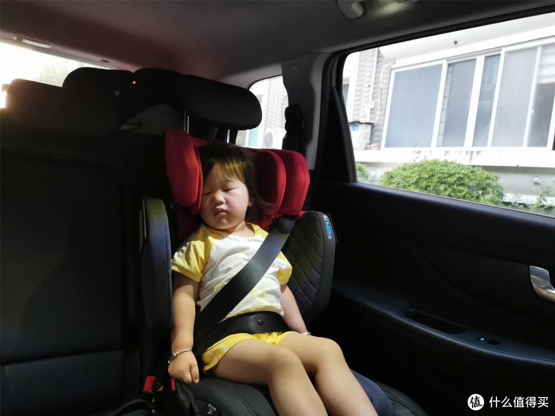 """会""""变形""""的宝宝安全卫士:惠尔顿-茧之旅2儿童安全座椅"""