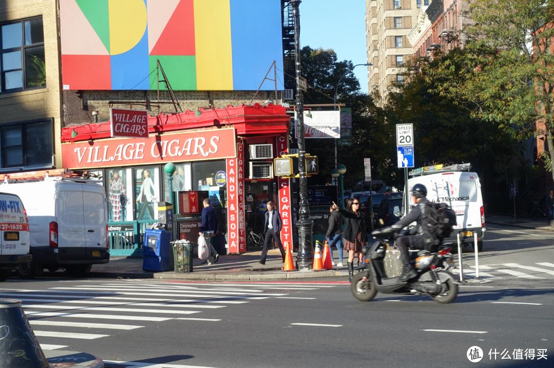 美剧朝圣----深度体验纽约曼哈顿的秋日清晨