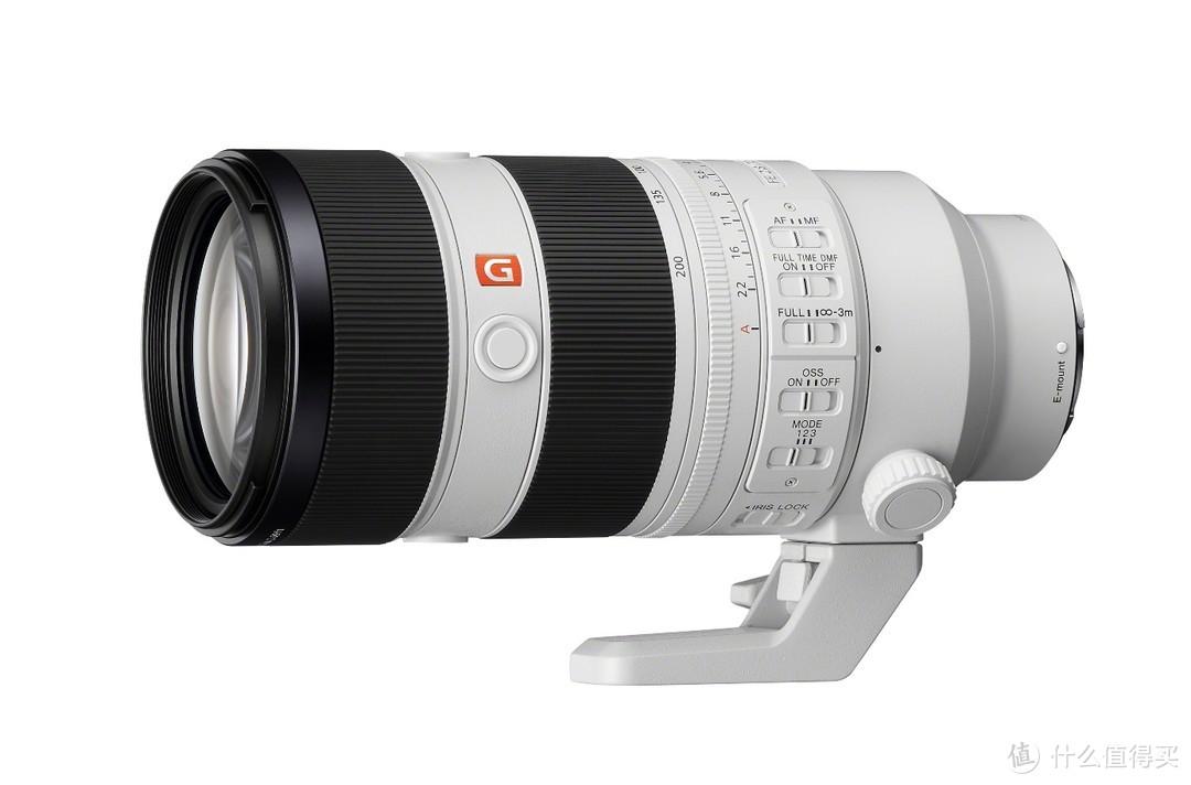 索尼发布 FE 70-200mm F2.8 GM OSS II 镜头:F2.8 GM 恒定光圈、轻量化设计